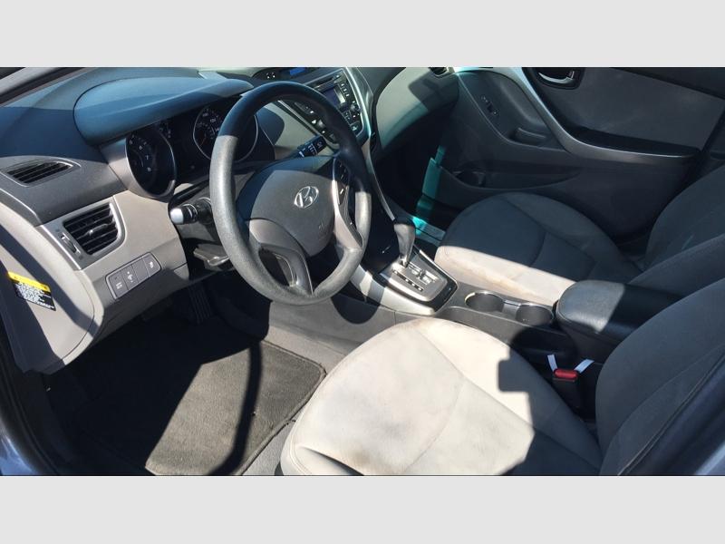 Hyundai Elantra 2013 price $10,195