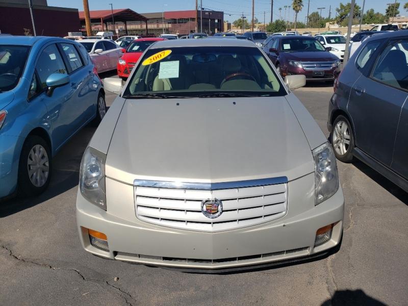 Cadillac CTS 2007 price $12,995