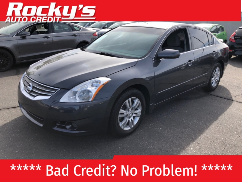 Nissan Altima 2012 price $6,688