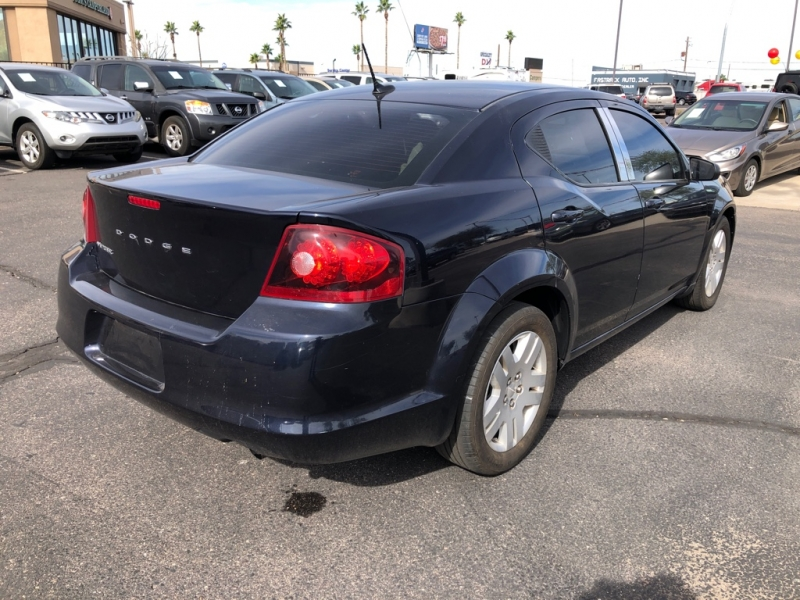Dodge Avenger 2012 price $6,888