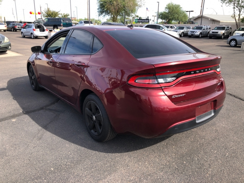 Dodge Dart 2015 price $8,388