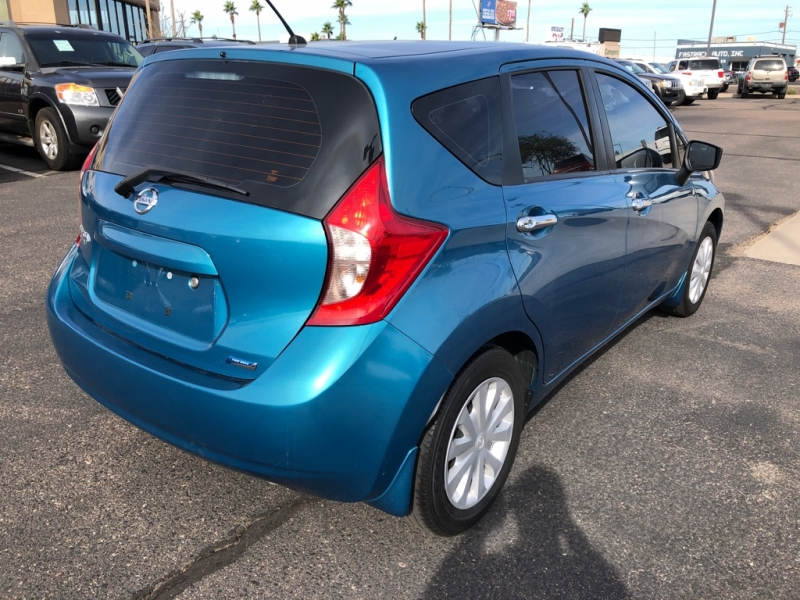 Nissan Versa Note 2015 price $6,888