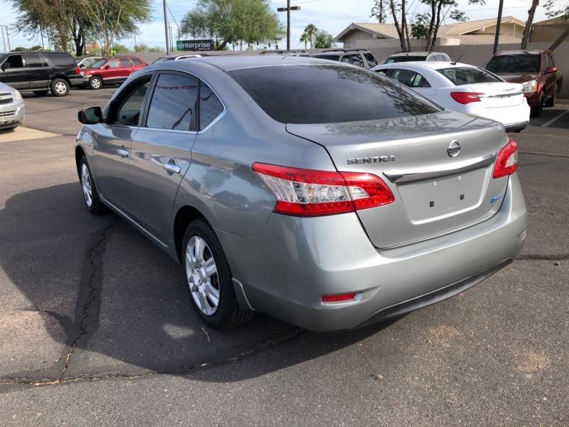 Nissan Sentra 2014 price $7,388