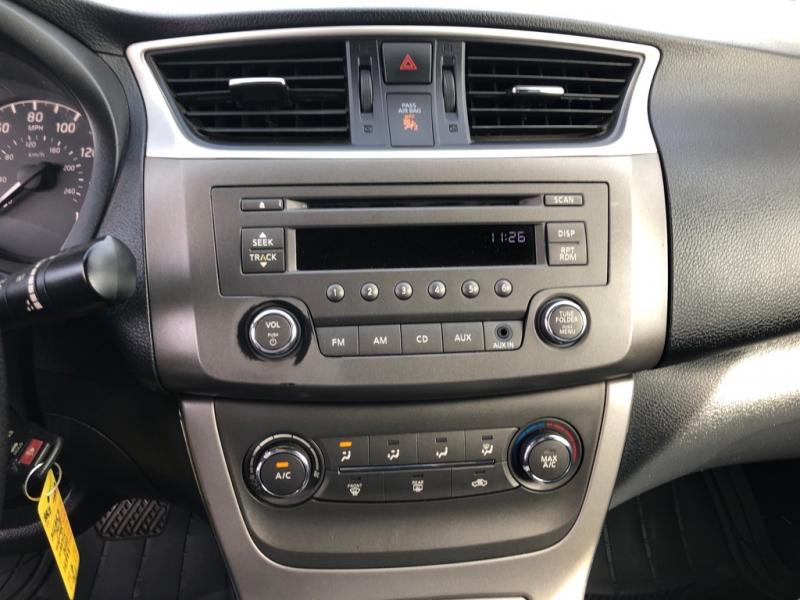Nissan Sentra 2014 price $8,188