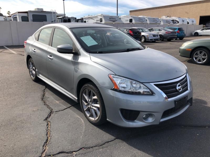 Nissan Sentra 2013 price $8,488