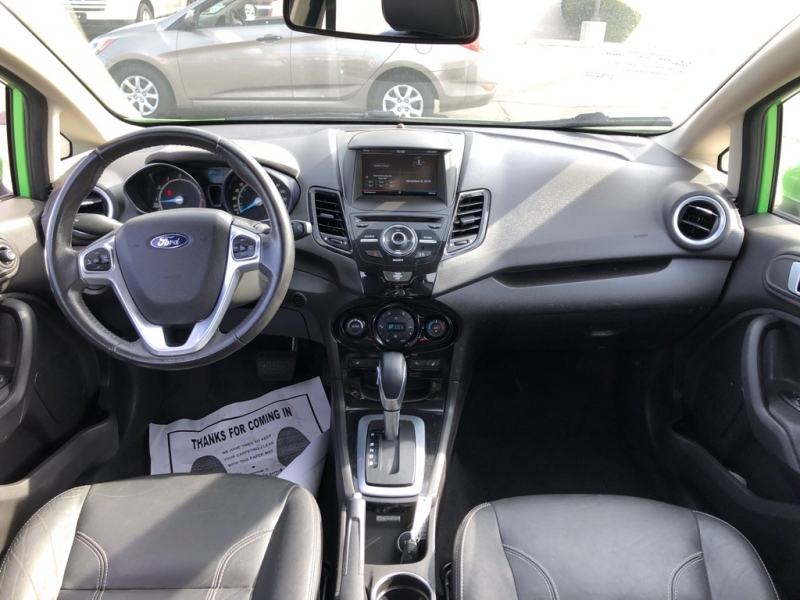 Ford Fiesta 2014 price $7,188