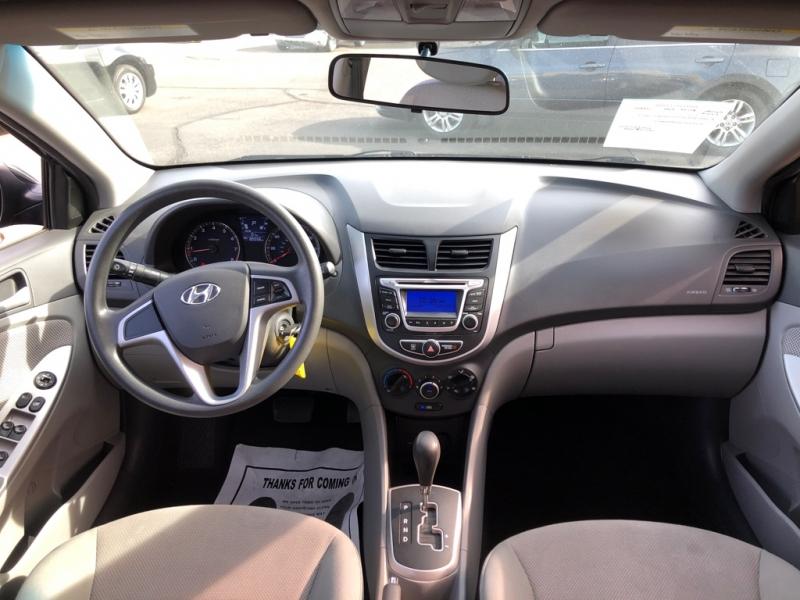 Hyundai Accent 2014 price $6,888
