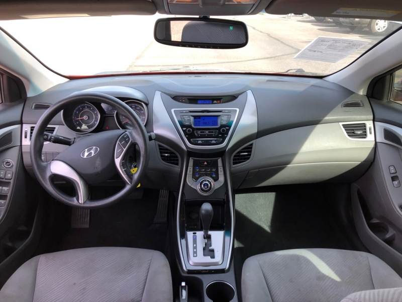 Hyundai Elantra 2013 price $7,488