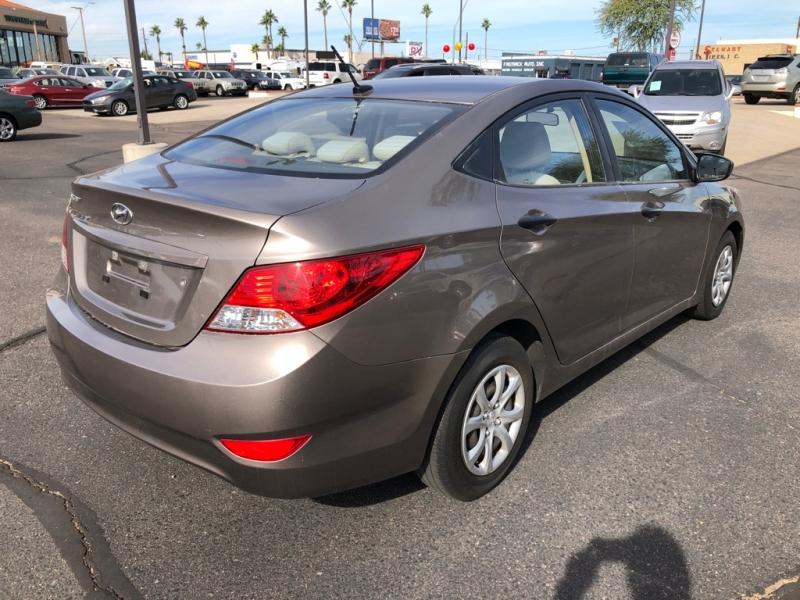 Hyundai Accent 2012 price $6,888