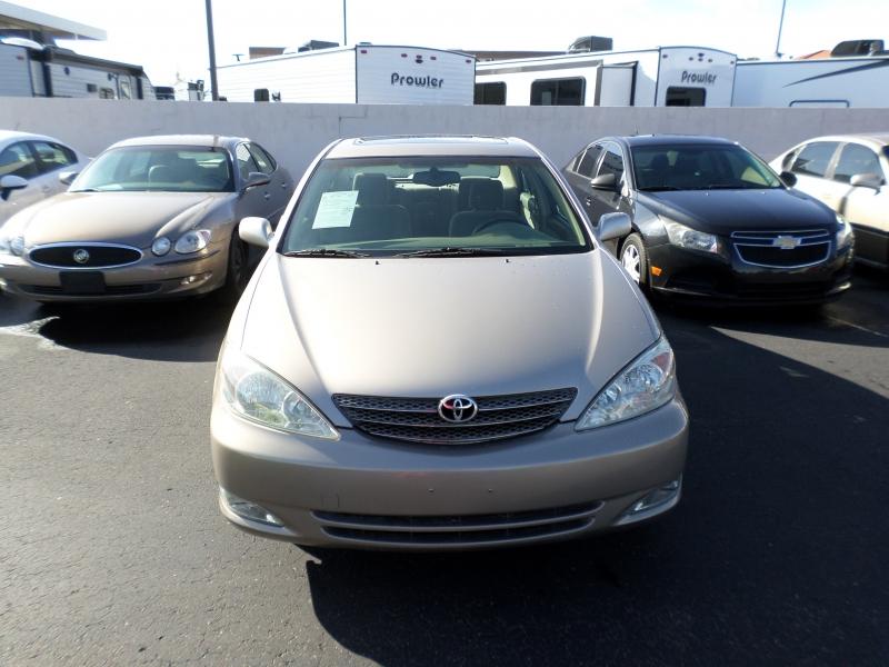 Toyota Camry 2004 price $9,595