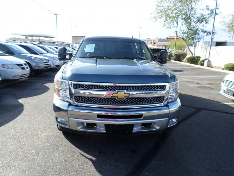 Chevrolet Silverado 1500 2012 price $20,995