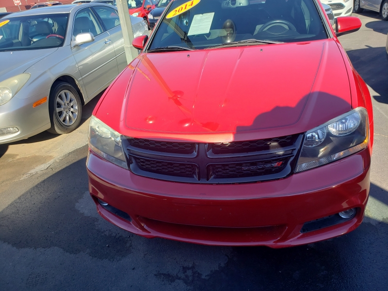 Dodge AVENGER 2014 price $12,995