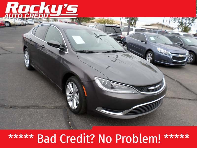Chrysler 200 2016 price $13,495