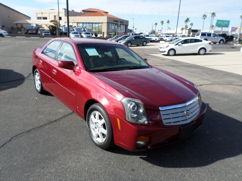 Cadillac CTS 2007 price $4,888