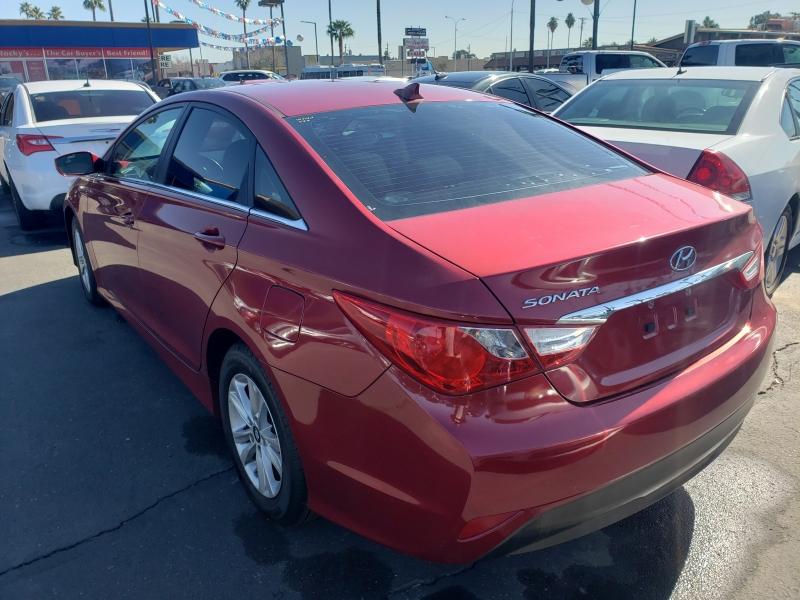 Hyundai SONATA 2014 price $14,995