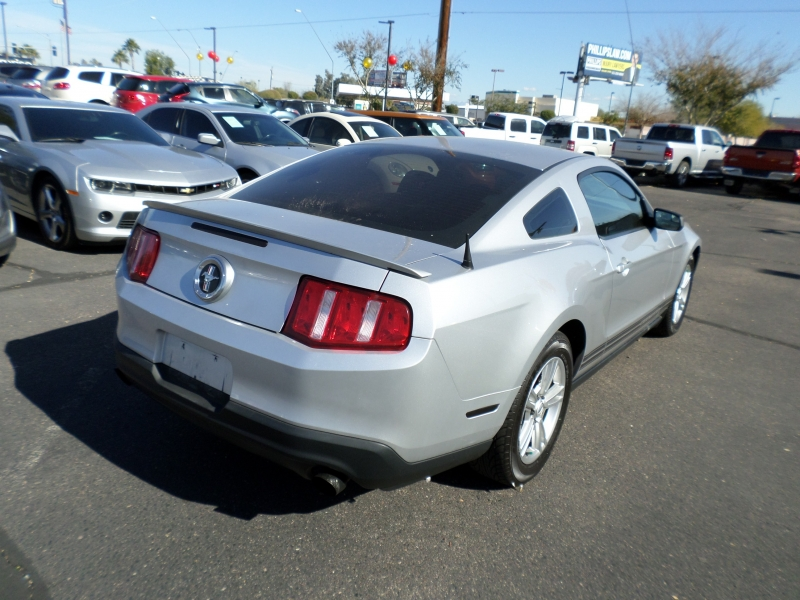 Ford Mustang 2011 price $11,595