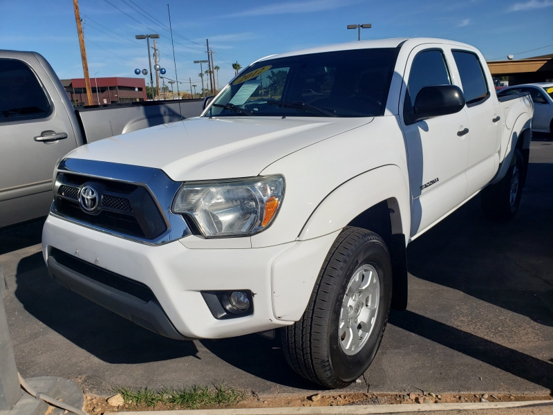 Toyota TACOMA 2012 price $21,895