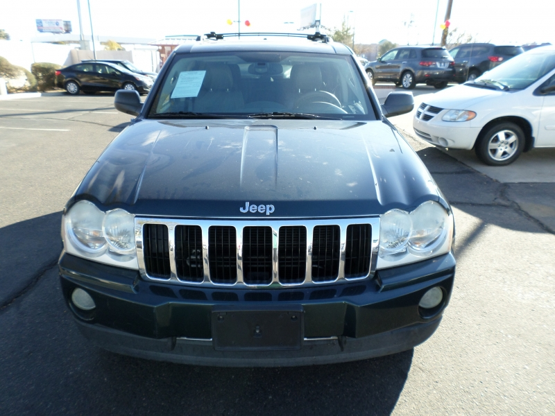 Jeep Grand Cherokee 2005 price $10,695