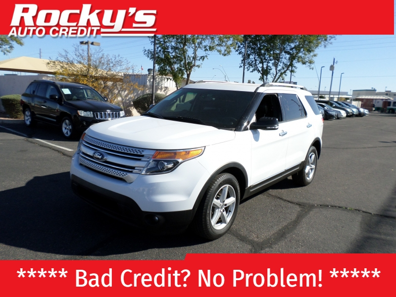 Ford Explorer 2013 price $15,895