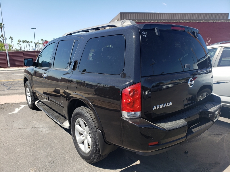 Nissan ARMADA 2011 price $16,995