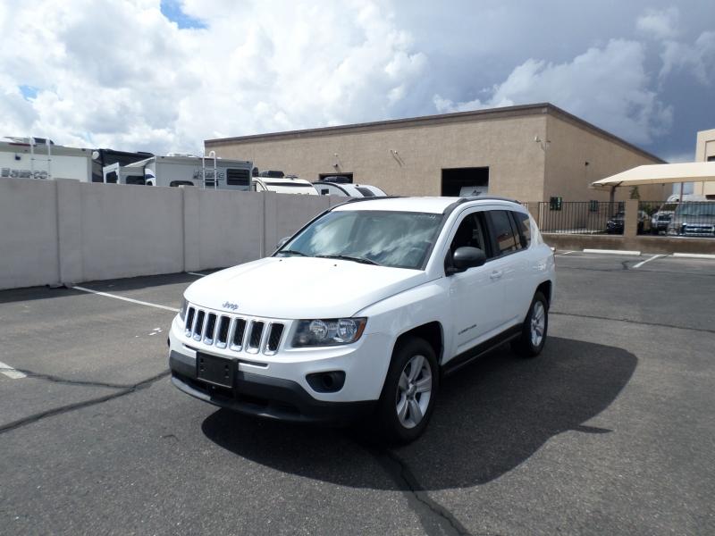 Jeep Compass 2016 price $12,495