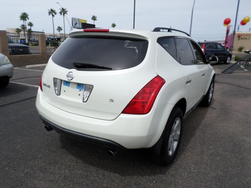 Nissan Murano 2005 price $4,988