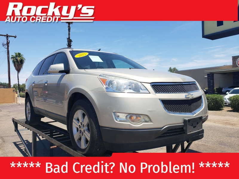 Chevrolet TRAVERSE 2012 price $13,995