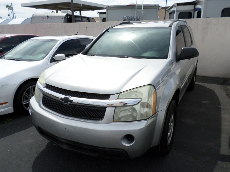 Chevrolet Equinox 2007 price $599 Down
