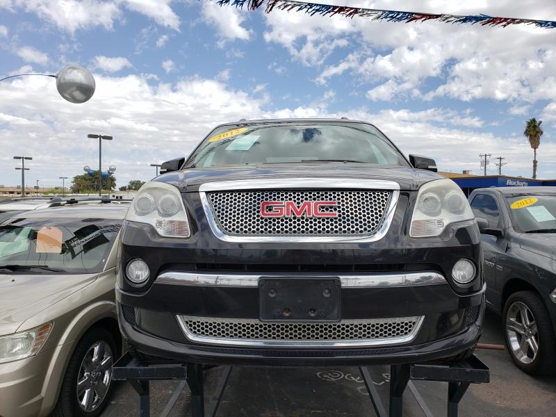 GMC ACADIA 2012 price $17,195