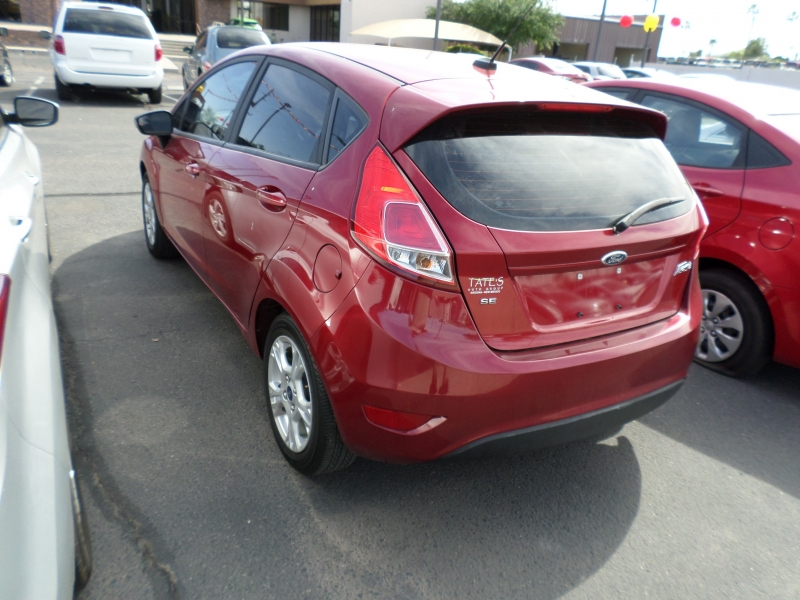 Ford Fiesta 2016 price $10,495