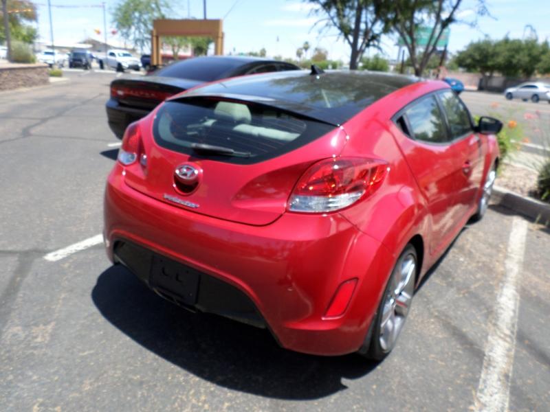 Hyundai Veloster 2012 price $10,395
