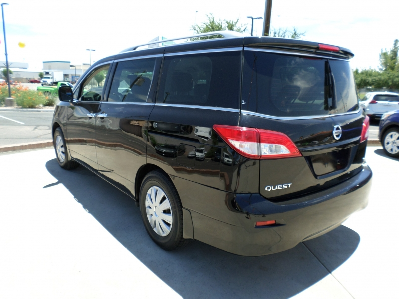 Nissan Quest 2013 price $12,195