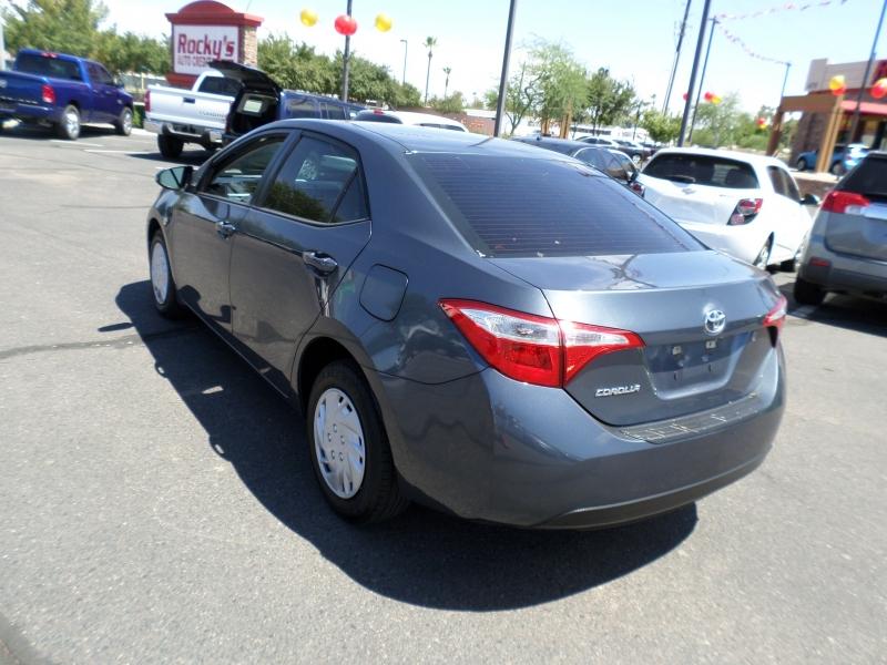 Toyota Corolla 2015 price $9,795