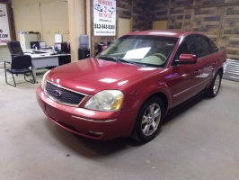 FORD FIVE HUNDRED 2005