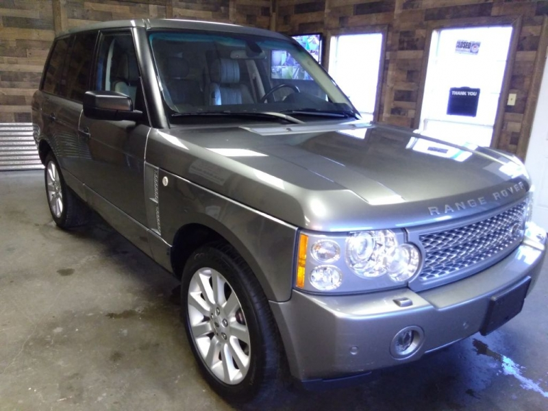 2008 Land Rover Range Rover 4wd 4dr Sc Inventory