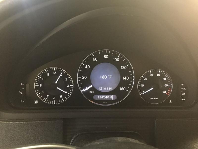 Mercedes-Benz CLK-Class 2008 price $4,999