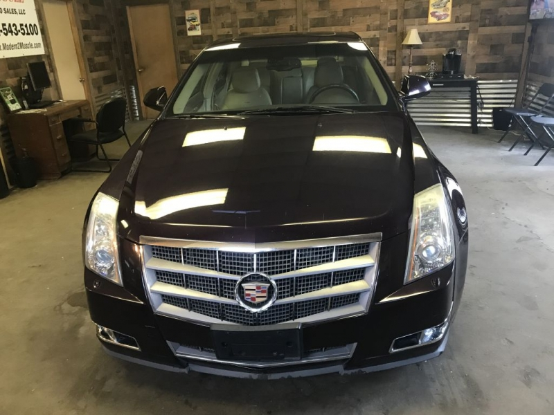 Cadillac CTS 2009 price $4,750