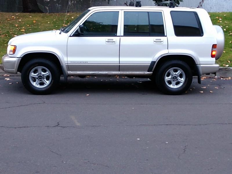 ISUZU TROOPER 1999 price $7,495