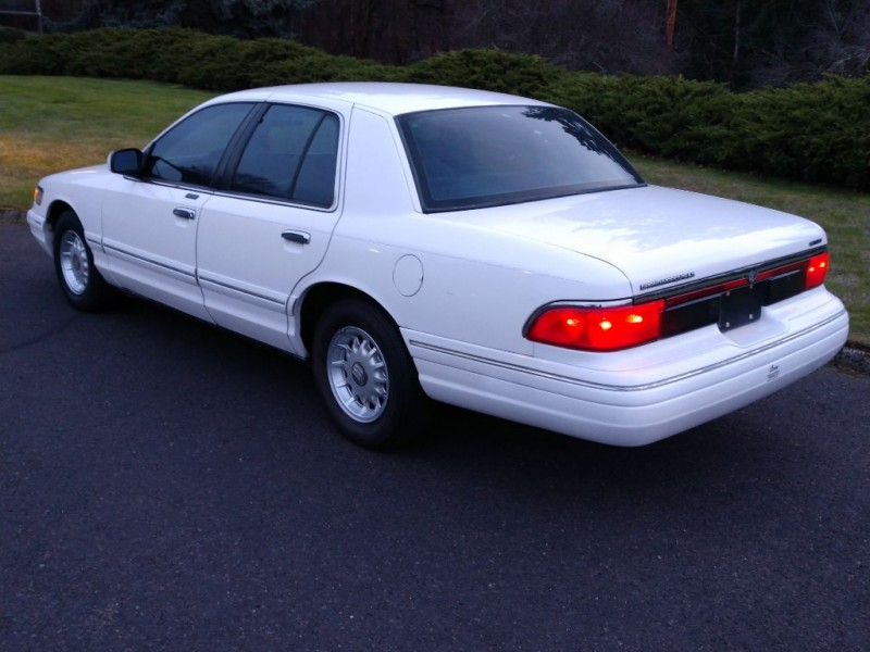 MERCURY GRAND MARQUIS 1997 price $2,495