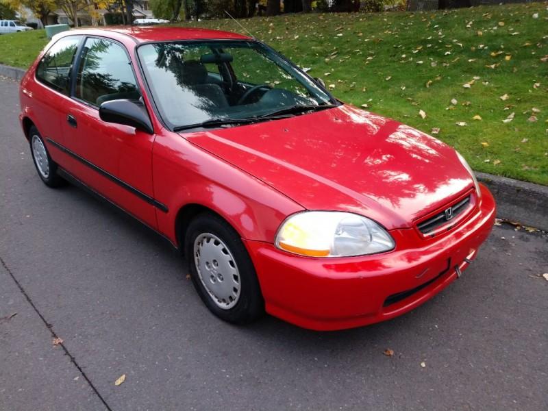HONDA CIVIC 1997 price $3,495