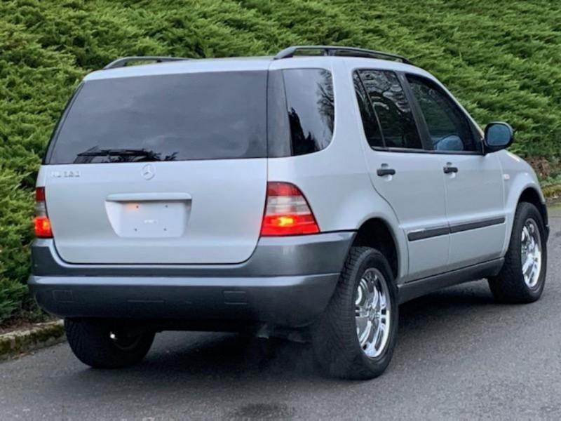 MERCEDES-BENZ ML 1999 price $3,995