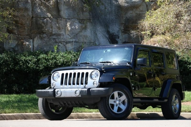 2015 JEEP WRANGLER UNLIMI
