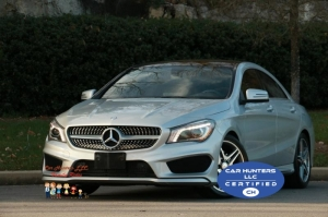 MERCEDES-BENZ CLA 2015