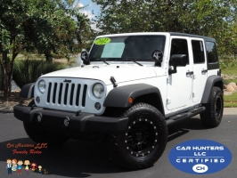 JEEP WRANGLER UNLIMI 2012