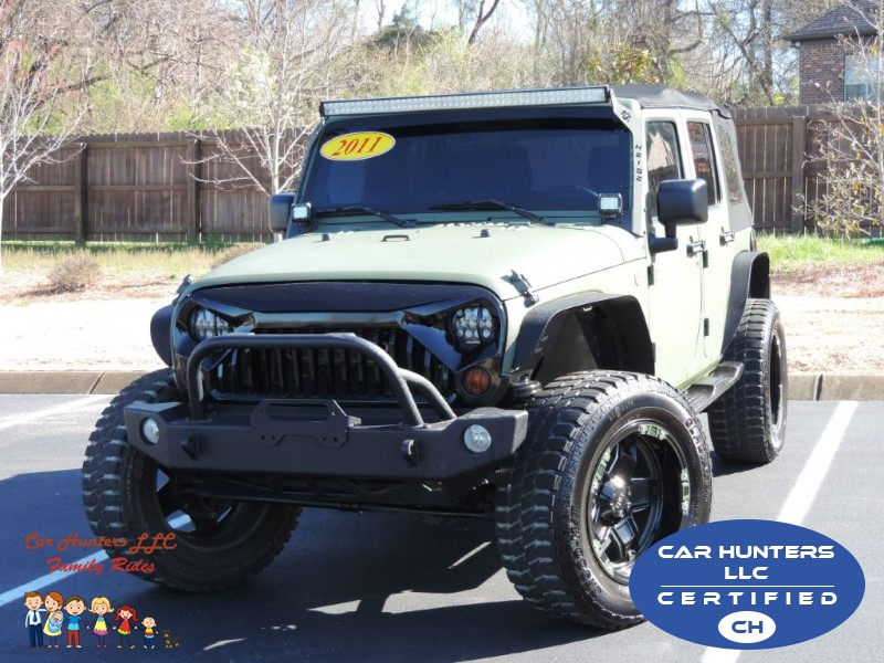 2011 JEEP WRANGLER UNLIMI