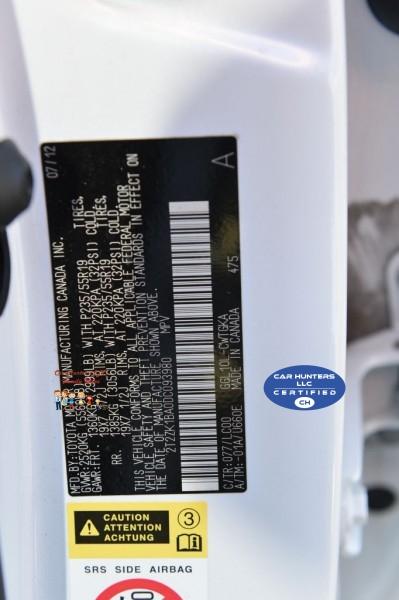 LEXUS RX 2013 price $16,990