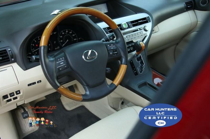LEXUS RX 2012 price $16,375
