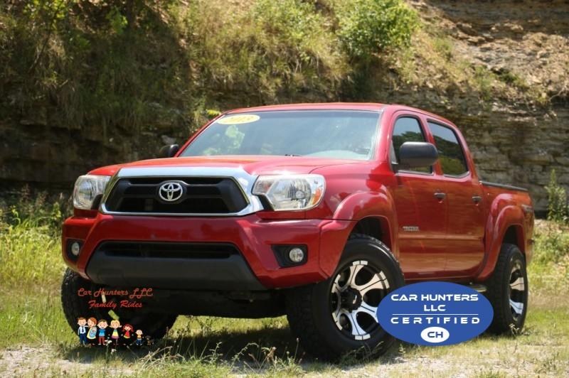 TOYOTA TACOMA 2013 price $21,590