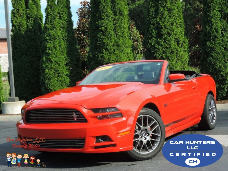 FORD MUSTANG 2013 price $9,490