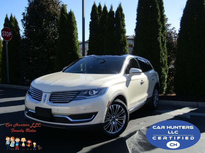 LINCOLN MKX 2016 price $24,985